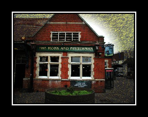 Southend images the gallery public house for Digitally paint your house